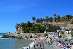 Playa de Calahonda, Nerja - Costa del Sol (Espagne)