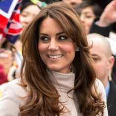 I'm going ot be a walking cliche today and go into my stylist asking for Kate Middleton.