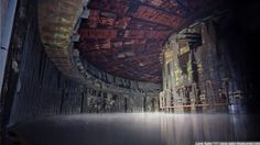 The Fading Grandeur of Abandoned Soviet Space Facilities