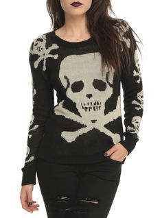 One can never have too many Skull 'n' Crossbones.