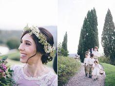 A Temperley Dress for a Flower-Filled and Rustic Italian Wedding   Love My Dress® UK Wedding Blog