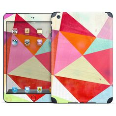 iPad Mini Pink Triangle, $16, now featured on Fab.