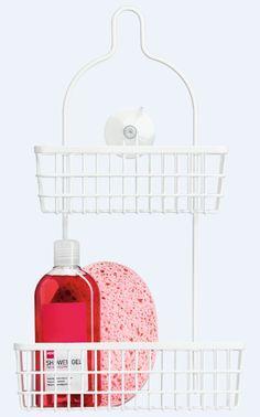 HEMA organize - badkamerrek met zuignap