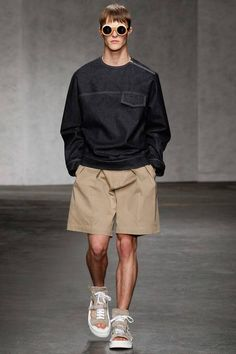 E. Tautz | Spring 2015 Menswear Collection | Style.com