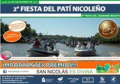 Fiesta del Patí Nicoleño en San Nicolás