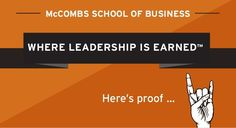 Because a Texas MBA provides the resources to develop influential leaders.