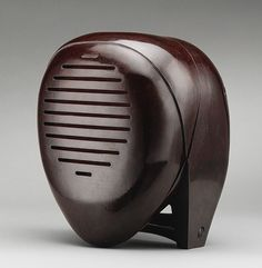 Radio Nurse - Isamu Noguchi, 1937. Bakelite.