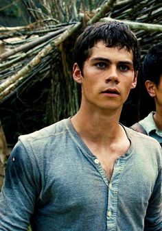 Thomas - The Maze Runner.