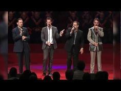 """""""Sweeter As The Days Go By""""... Canton Junction is the new gospel quartet of John Hagee Ministries. Matthew Hagee sings the lead and Tim Duncan is the bass singer, formerly with the Ernie Haase quartet."""