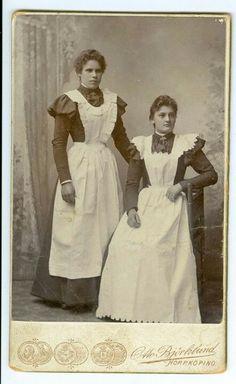 Sweetish maid servents