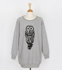 Sweater - Owl