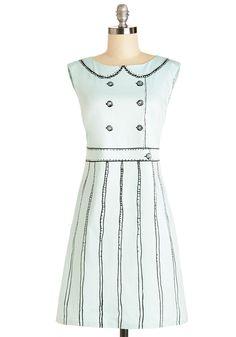 Storybook Illustrator Dress, #ModCloth