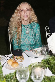 Franca Sozzani - Bulgari Unveils the High Jewellery Diva Collection
