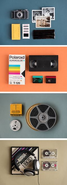 Holiday gift idea!! From VHS tapes to Super8 film, we can preserve everything in your collection. legacybox.com