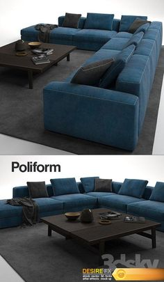 Desire FX | POLIFORM DUNE SOFA