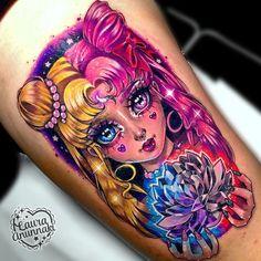Pretty Tattoos, Cute Tattoos, Beautiful Tattoos, Body Art Tattoos, Tatoos, Amazing Tattoos, Fairy Tail Tattoo, Laura Anunnaki, Mommy Tattoos
