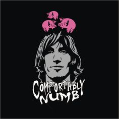 Pink Floyd Comfortably Numb Pink Floyd Cover, Pink Floyd Art, Kinds Of Music, Music Love, Pink Floyd Comfortably Numb, Roger Waters, Hippie Art, Rock Legends, Everything Pink