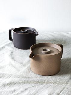 Hasami Porcelain Teapot - Matte