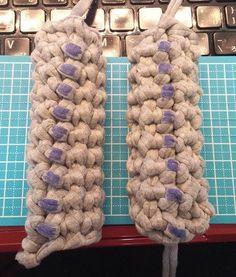 かぎ針:細編みで筒状に編む時、斜めになるのを簡単に解消する方法!クラッチバッグ・あみぐるみなどに!