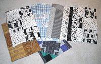 Nan B made Kennel Quilts