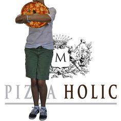 #Lebanon #Beirut #Jounieh  Pizza Holic...  www.facebook.com/MARGHERITAPIZZERIADELQUARTIERE