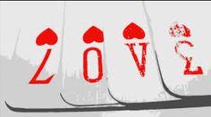 Cards love 7,0,V,3