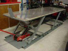 diy lift table - Recherche Google