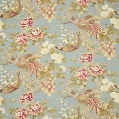 Sanderson - Traditional to contemporary, high quality designer fabrics and wallpapers | Products | British/UK Fabric and Wallpapers | Boroca...