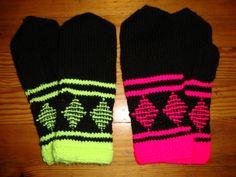 jussi lapaset Knitting Ideas, Gloves, Winter, Fashion, Winter Time, Moda, Fashion Styles, Fashion Illustrations, Winter Fashion