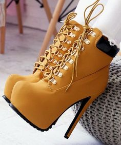 Trendy Women's High Heels : Hot or Not Women's Fashion High Heels : Hot or Not Hot High Heels, Platform High Heels, High Heel Boots, Womens High Heels, Shoe Boots, Boot Heels, Stilettos, Pumps Heels, Stiletto Heels