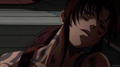 Black Lagoon Anime, Revy Black Lagoon, Attack On Titan Tattoo, Trippy Drawings, Anime Gifs, Fox Spirit, Cool Anime Girl, Image Manga, Aesthetic Gif