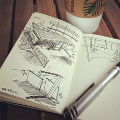 Coffee sketch | 04.13.12