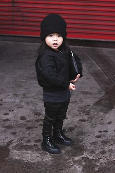 aila wang | 'nuff said #estella #designer #kids