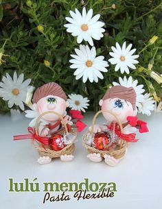 Pasta Flexible Lulu Mendoza: Dulceritos para San Valentín