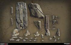 ArtStation - Uncharted 4: Island Cliffs, Rogelio Olguin