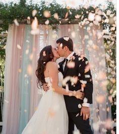 DIY Wedding Backdrops