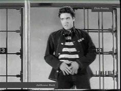 Elvis Presley - Jailhouse Rock...my mom is a huge Elvis fan...Lisa Marie...ya & I have a cousin named Elvis...this my fav E song
