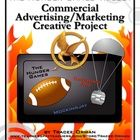 Hunger Games Propaganda and Advertising Commercial Project  Activity - Free!  This free download is a fun activity for your students.  They can cre...