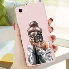 Colorful Candy, Candy Colors, Iphone 8 Plus, Iphone 11, Girl Phone Cases, Color Caramelo, Soft And Gentle, Girl Fashion, Womens Fashion