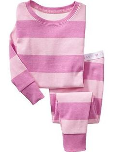 Striped Sleep Sets for Baby