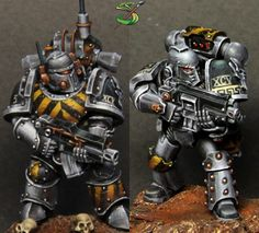 Serpentarium: More legionaries from XCV grand batallion of IV legion