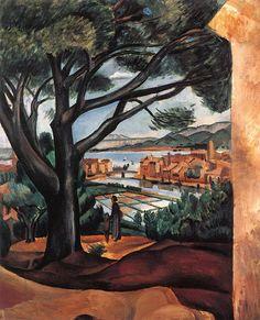 The Salt Beds of Martigues: Andre Derain, 1913 Henri Matisse, André Derain, Paul Cezanne, Modern Artists, French Artists, Ansel Adams, Maurice De Vlaminck, Raoul Dufy, Georges Braque