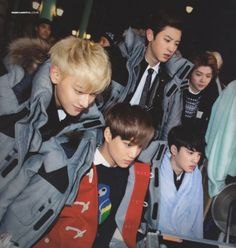 Exo Miracles in December BTS