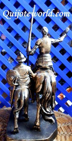 Figuras Don Quijote de la Mancha, figuras de resina para la decoración de interiores. Piezas únicas hechas a mano, figuras para decorar, artesanía irrepetible. Traídas directamente de la imaginación de nuestros artesanos. Puedes ver nuestro catalogo en: http://www.quijoteworld.com/quijote-decoración-tienda/figuras-medianas-decoración/resina/ O visitanos en: www.quijoteworld.com