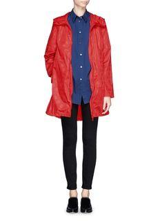 PERIGOTPolka dot raincoat and bear set Holiday Essentials, Pyjamas, Rain Jacket, Windbreaker, Raincoat, Polka Dots, Bear, Denim, Spoon