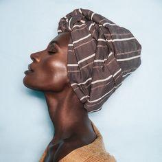 We love earth tones! A head-turning headwrap.<a ...