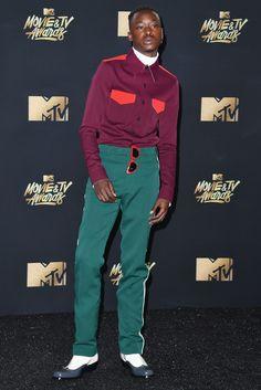 2017 MTV Movie & TV Awards: The Most Stylish Guys Photos | GQ