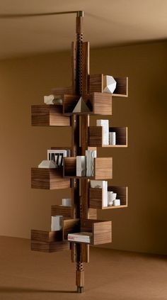 The vintage Albero bookcase once again flaunts its 'centerpiece' credentials