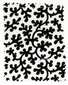 freakyfauna:    Textile pattern found here.