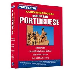 Pimsleur Portuguese, European Conversational Course - Level 1 Lessons 1-16: Learn to Speak and Understand European...